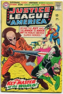 Justice League of America #41 (VF) 1965 Key-Master see more Silver Age DC ID#31A