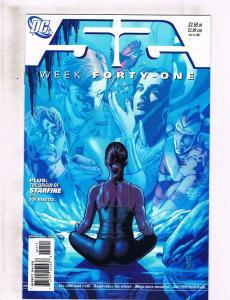 Lot of 5 52 Week Comic Book #41 42 43 44 45 KS2