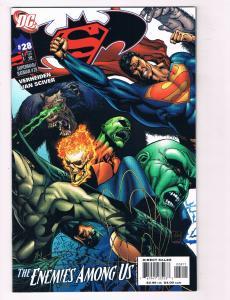 Superman/Batman #28 NM DC Comics Comic Book JLA 2006 DE28