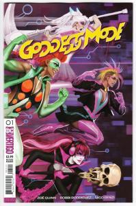 Goddess Mode #1 Variant Cvr (DC, 2019) NM