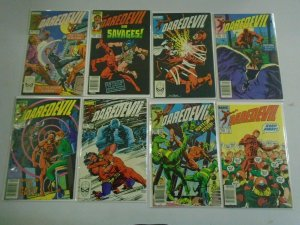 Daredevil lot 48 different from #201-299 avg 7.0 FN VF (1983-87 1st Series)