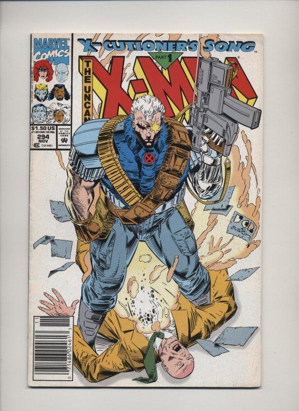 The Uncanny X-Men #294 (1992)