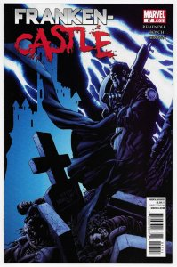 Franken-Castle #17 Punisher (Marvel, 2010) NM