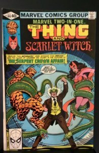 Marvel Two-in-One #66 (1980)
