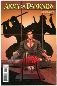 ARMY OF DARKNESS #5, NM, Bruce Campbell, 2012, Vol 3, Horror, more AOD in store