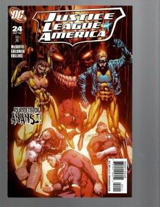 12 DC Comics Justice League Of America #24 25 26 27 28 29 30 31 32 38 39 40 J439