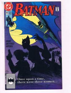 Batman #461 VF DC Comics Comic Book Grant 1991 DE16