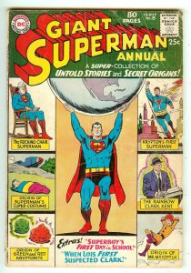 Superman Annual 8   All Origins Issue