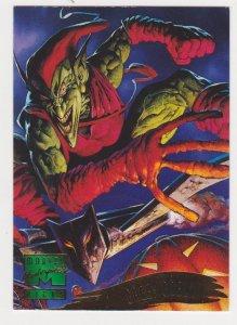 1995 Marvel Masterpieces #126 Green Goblin