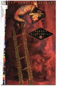 VERTIGO GALLERY #1, NM, Dreams and Nightmares, Preacher, Jonah Hex, Death, 1995
