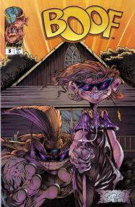 Boof (Image) #5 VF/NM; Image | save on shipping - details inside