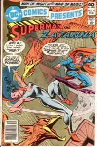 DC COMICS PRESENTS 18 VF-NM Feb. 1980 COMICS BOOK