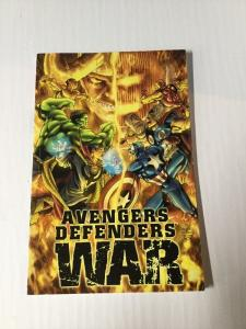 Avemgers Defenders War Tpb Nm Near Mint 1st Print