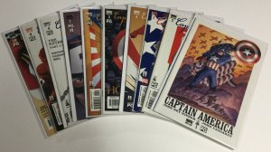 Captain America 1-21 23 Nm- Near Mint- Marvel Knights