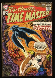 Rip Hunter... Time Master #9 VG 4.0