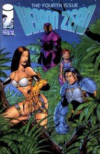 Weapon Zero (1995 series) #4, VF+ (Stock photo)