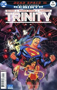 Trinity (2nd Series) #9 VF/NM; DC | save on shipping - details inside