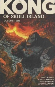 Kong of Skull Island TPB #2 VF/NM; Boom! | save on shipping - details inside