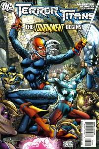 Terror Titans #2, NM + (Stock photo)