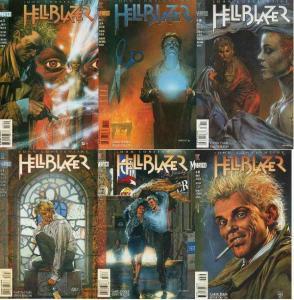 HELLBLAZER 78-83  Rake At The Gates Of Hell