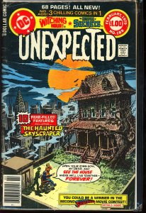 The Unexpected #189 (1979)