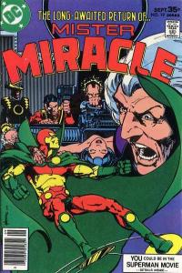 Mister Miracle (1971 series) #19, VF+ (Stock photo)