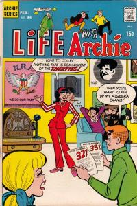 Life with Archie #94 (Feb-70) FN/VF+ High-Grade Archie, Jughead, Betty, Veron...