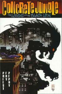 Concrete Jungle: The Legend of the Black Lion #1 FN; Acclaim   save on shipping