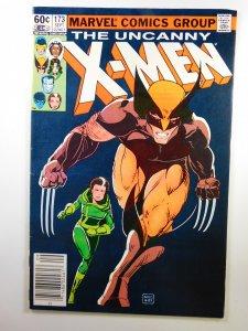 The Uncanny X-Men #173 (1983) FN