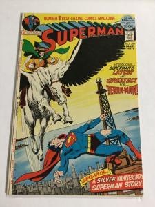 Superman 249 Nm- Near Mint- 9.2 DC Comics