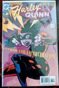 Harley Quinn #38. NM - Check Pics! Low Print Run! Rare! This is a BEAUTY!