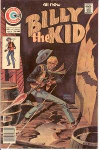 BILLY THE KID (1957-1983 CH) 114 VF+  October 1975 COMICS BOOK