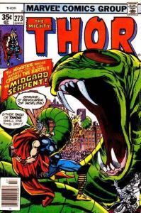 Thor (1966 series) #273, NM- (Stock photo)