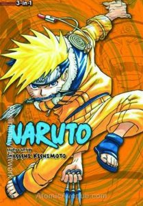 Naruto Deluxe #2 (7th) VF/NM; Viz | save on shipping - details inside
