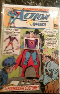 Action Comics #384 (DC, 1970) Condition: GD