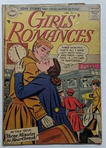 Girls' Romances #42 (Jan 1957, DC) Good 2.0 Mike Sekowsky art