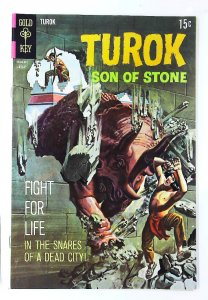 Turok: Son of Stone (1954 series) #64, VF+ (Actual scan)