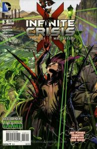 Infinite Crisis: Fight for the Multiverse #3 VF/NM; DC | save on shipping - deta