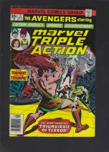 Marvel Triple Action #31 (1976)