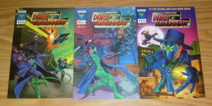 Green Hornet: Dark Tomorrow #1-3 VF/NM complete series - future timeline story 2