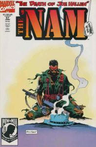 'Nam, The #57 FN; Marvel | save on shipping - details inside
