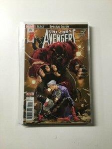 Uncanny Avengers #29 (2018) HPA