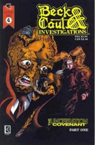 Beck & Caul Investigations #4 FN; Gauntlet | save on shipping - details inside