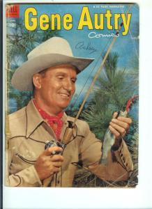 Gene Autry #76 - Golden Age - June 1953 (G)