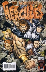 Marvel THE INCREDIBLE HERCULES #114 NM