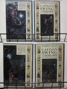 CAPTAIN SWING (2010 AVATAR) 1-4  Warren Ellis