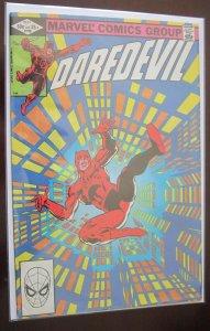 Daredevil #186 4.0 VG (1982)