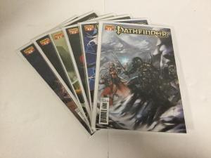 Pathfinder 1 2 3 Goblins 1 Lot Set Run Nm Near Mint Dynamite Comics