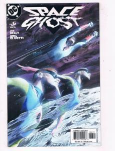 Space Ghost #6 NM DC Comics Cartoon Network Comic Book Kelly Jun 2005 DE43 TW14