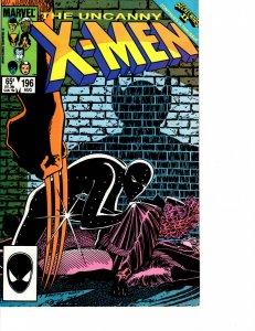 Uncanny X-men (1978) #196 VF (8.0)